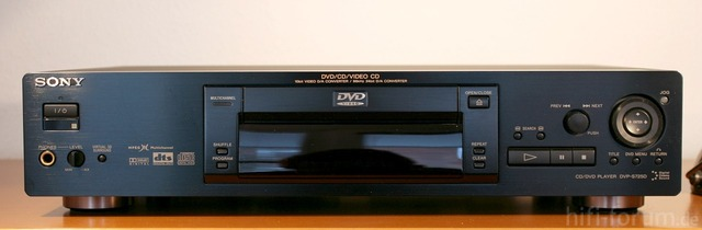 Sony DVP S725D