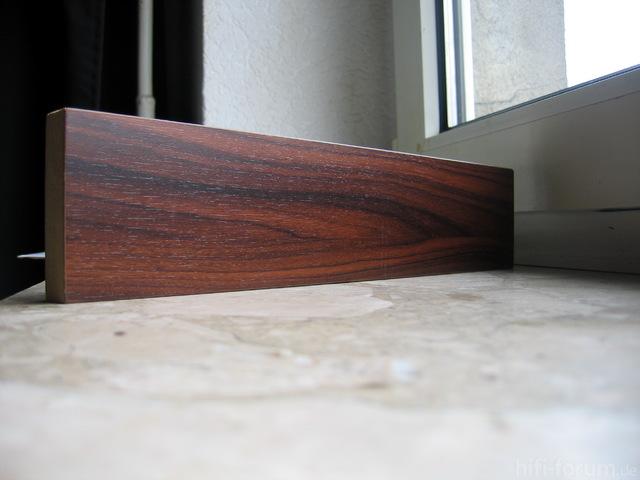 Sony Holzseiten Nachbau 1