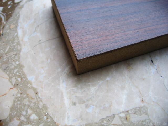 Sony Holzseiten Nachbau 4