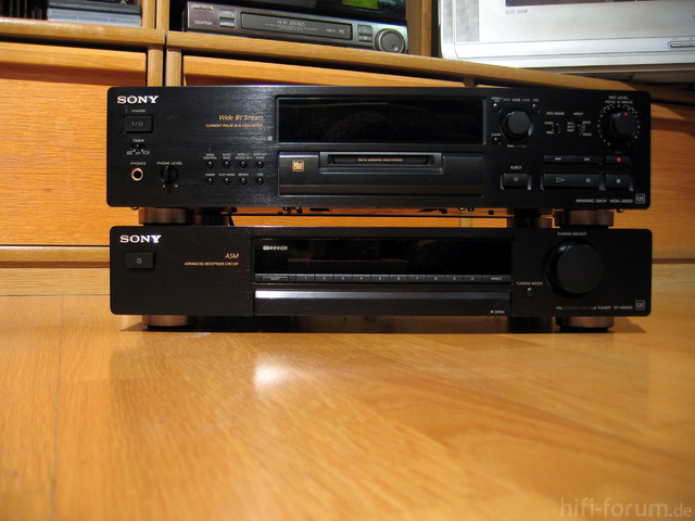 Sony MDS-JB920QS Und ST-SB920QS