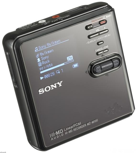Sony MZM100