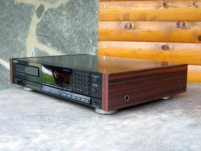 Sony nachbau Holzseiten 1
