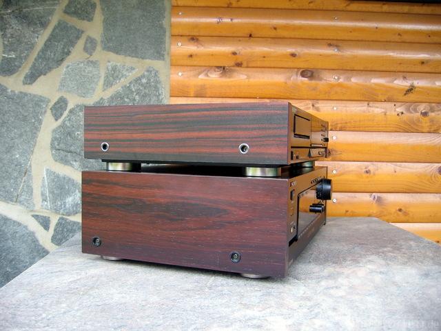 Sony nachbau Holzseiten 4