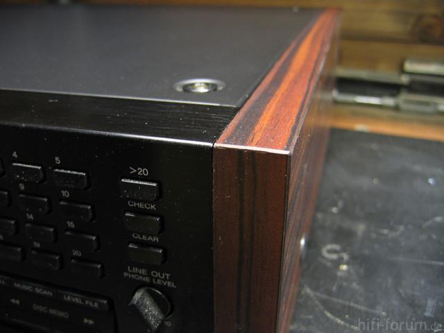 Sony SEQ-333ES Holzseitennachbau_9