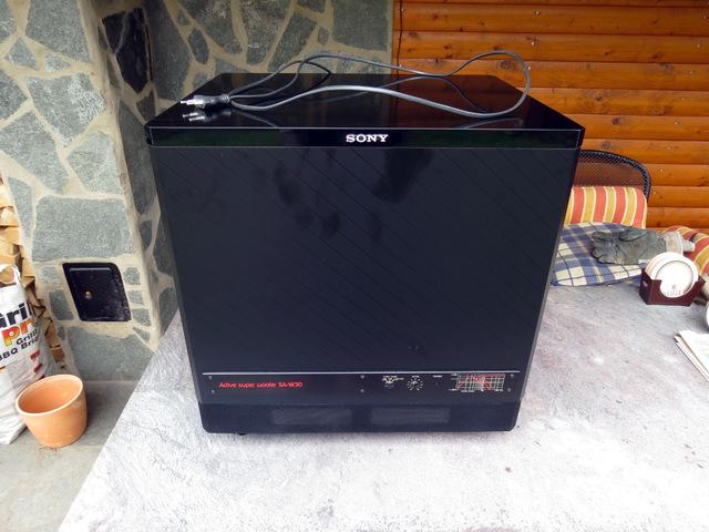 Sony SS-W30