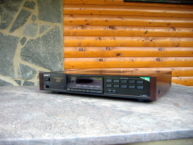 Sony ST-S800ES