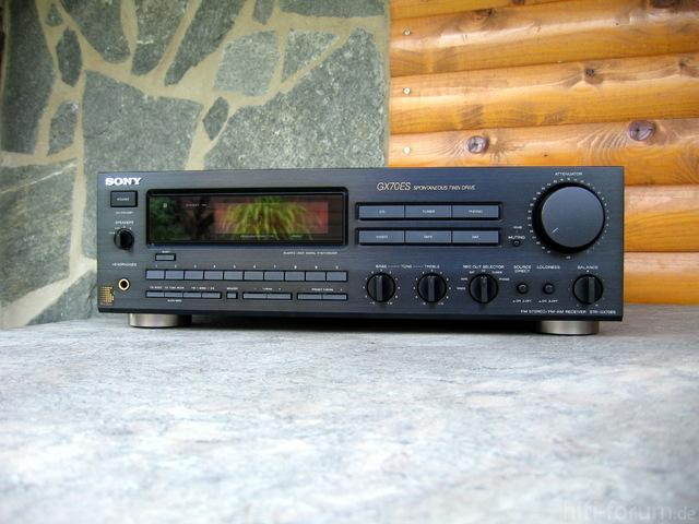 Sony STR-GX70ES