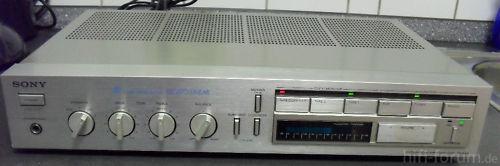 Sony TA-AX4