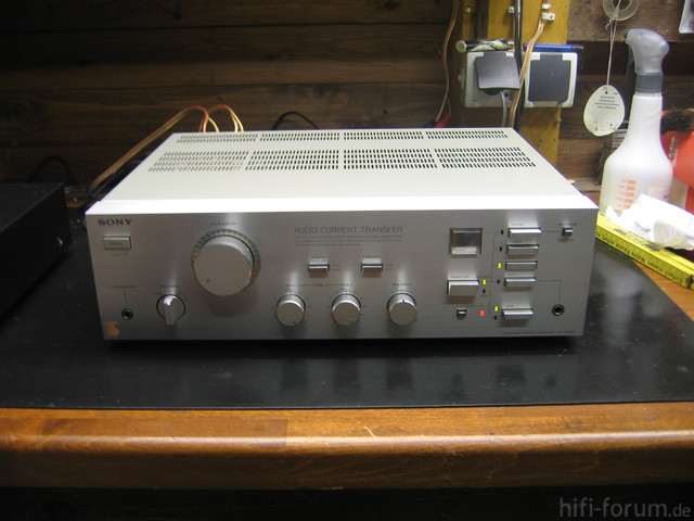 Sony TA-AX500