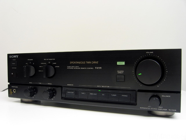 Sony TA-F411R