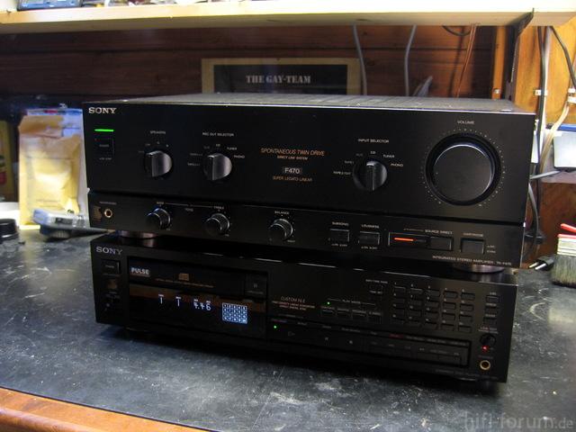 Sony TA-F470 Und CDP-991_1