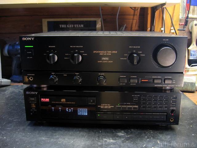 Sony TA-F470 Und CDP-991_2