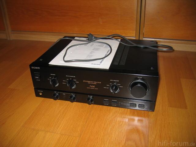 Sony TA-F490