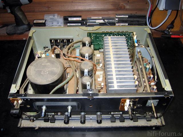 Sony TA-F570ES