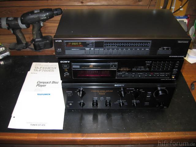 Sony TA-F700ES