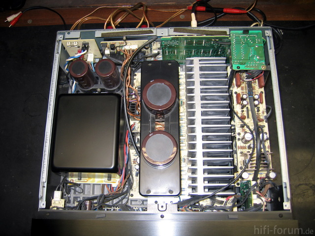 Sony TA-F770ES Innenansicht