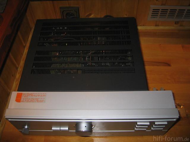 Sony TA-F80 Deckel