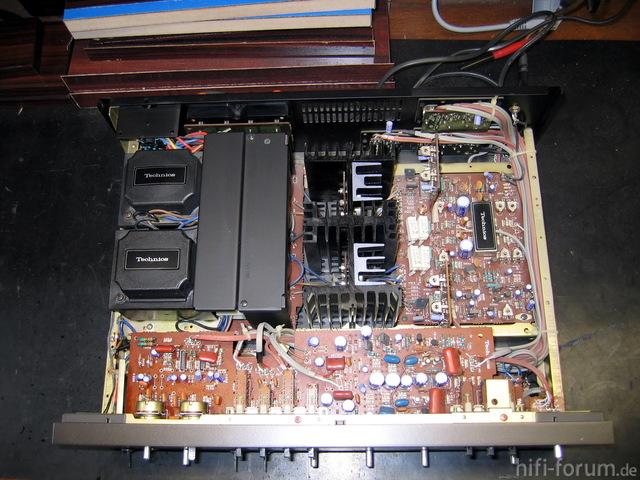 Technics Su 8080 Innenansicht 117886