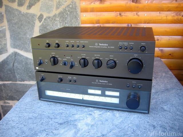 Technics Su 8080 Und St 8080 117878