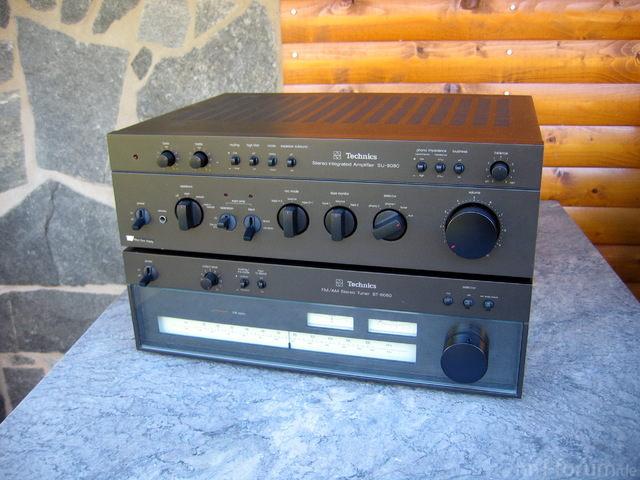 Technics SU-8080 Und ST-8080