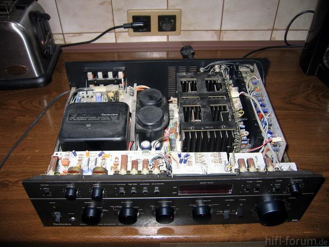 Technics SU-8088K innen
