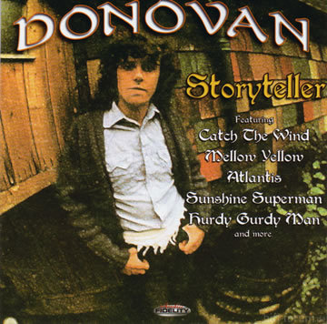 Donovan Storyteller Cd