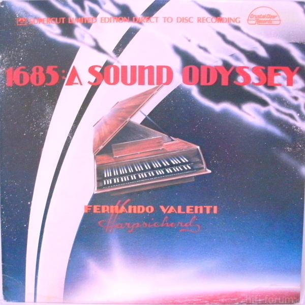 Fernando Valenti 1685 Sound Odyssey CCS 7007 1263058343