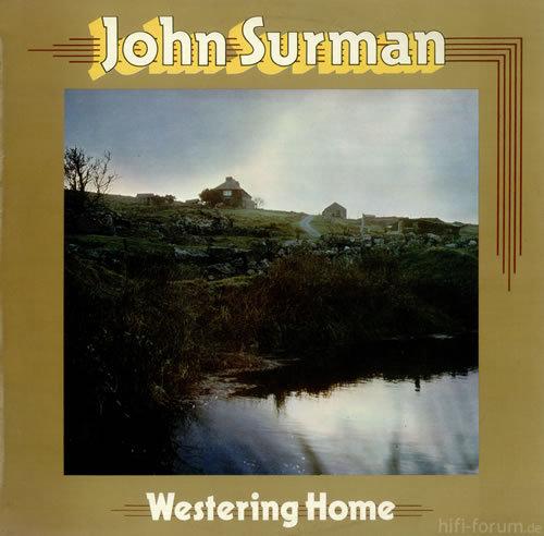 John Surman Westering Home 441748