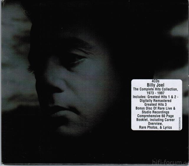 Greatest Hits Vols 1 2 Billy Joel: Verkauf Rock-Rariitäten Boxen/DVDs 70er Jahre, Medien