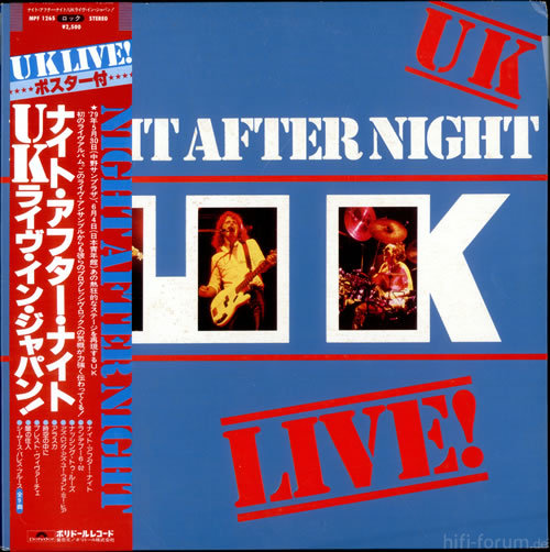 UK Night After Night 499396