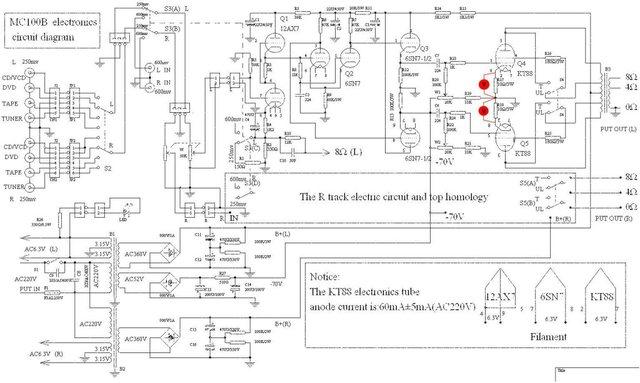yaqin mc 100b r hre defekt r hrenger te hifi forum rh hifi forum de Diagram Electrical Circuit AC Circuit Diagram
