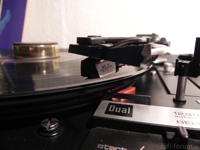 Plattenspieler Dual 1239 A Belt Drive