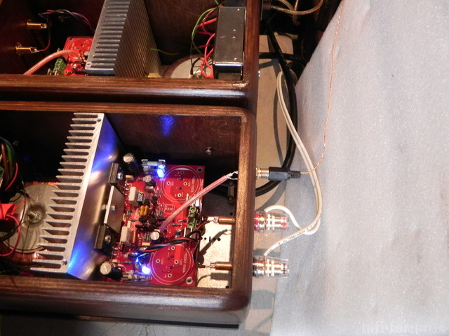 Salton Mono Amp Symasym
