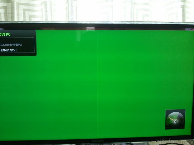 Korrekte Farbdarstellung an HDMI1 bei Benennung