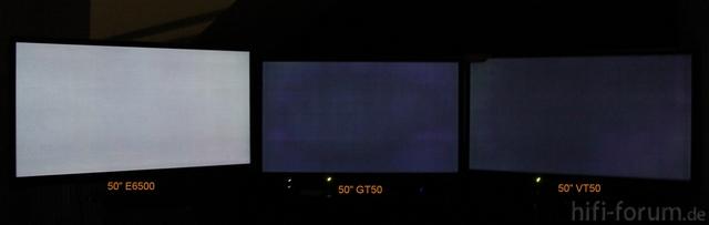 Schwarz E6500 vs GT50 vs VT50