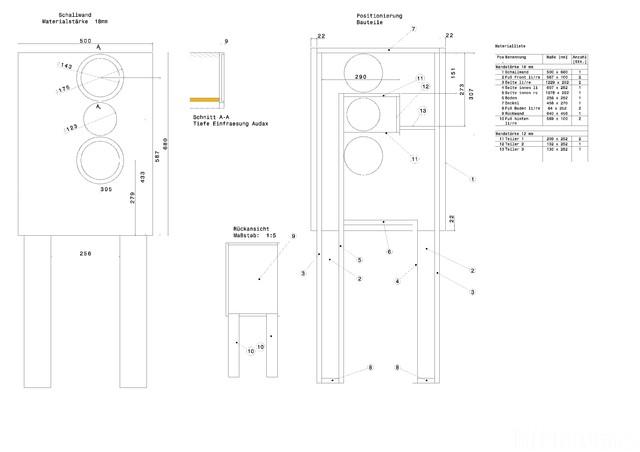 Forenbox V2 Zeichnung