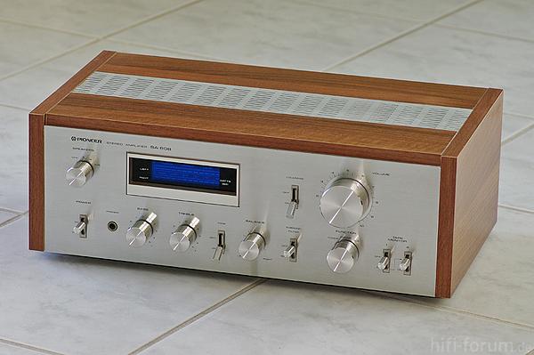 Pioneer SA-608 Unikat