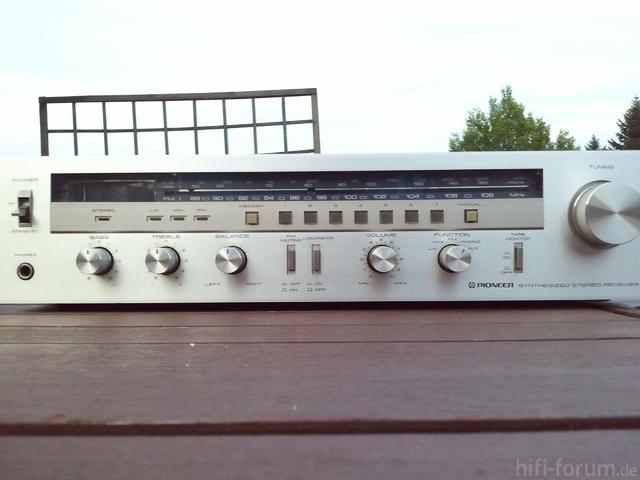 Pioneer SX700L