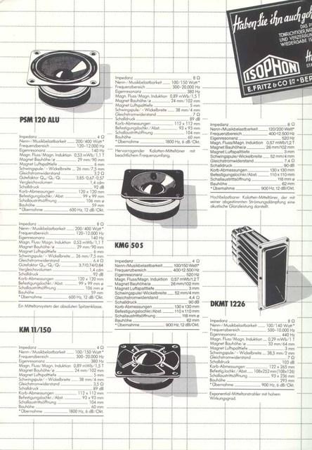 Isophon 1984 Seite4