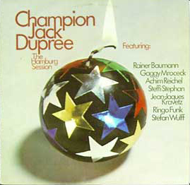 Champion Jack Dupree Hamburg Session ST HB 5011 1257435135