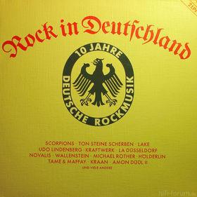 Rock In Deutschland   10 Jahre Deutsche Rockmusik A