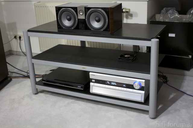 empire global av hifi rack silber schwarz ga 03 zubeh r sonstiges hifi forum. Black Bedroom Furniture Sets. Home Design Ideas