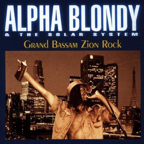 Alpha Blondy (1992) - Grand Bassam Zion Rock