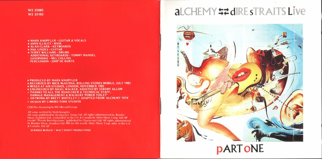 Dire Straits - Alchemy (Live)