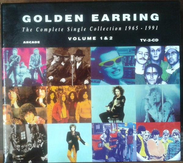 golden earring complete singles collection Volumen 1+2