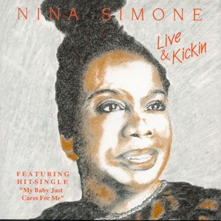 Nina Simone - Live & Kickin