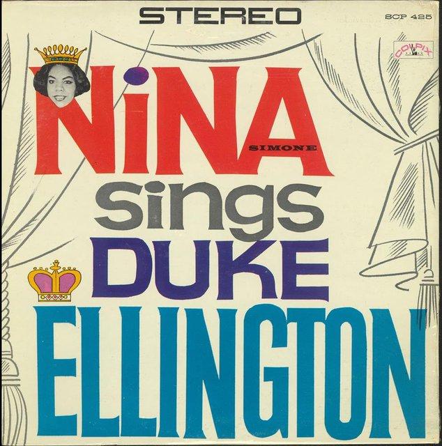 Nina Simone   Nina Sings Duke Ellington