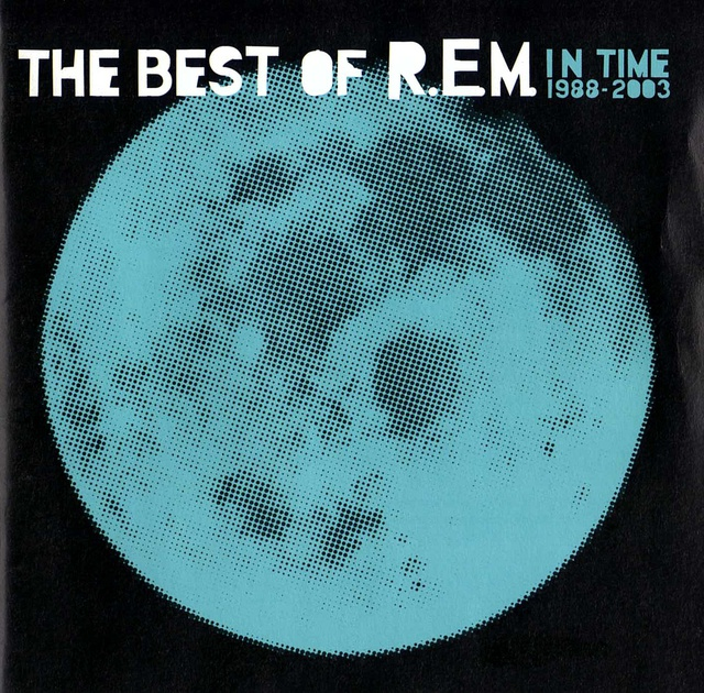 R E M   It The Best Of Front