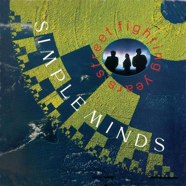 Simple Minds   1989   Street Fighting Years