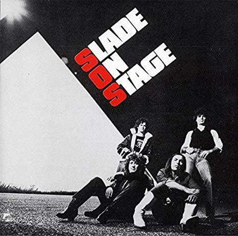 Slade - On stage
